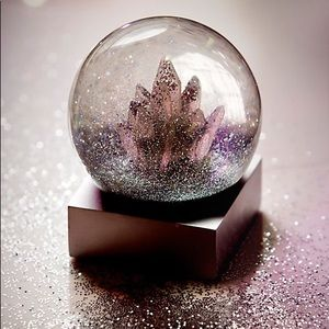 Free People Crystal Snow Globe